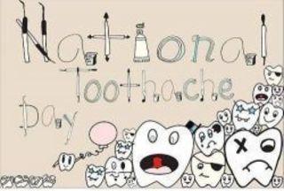9 февраля – День зубной боли в Соединенных Штатах Америки, но...
