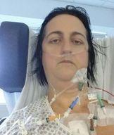43-х летняя Хелен Болтон, Индиан Квин, графство Корнуолл, Англ...