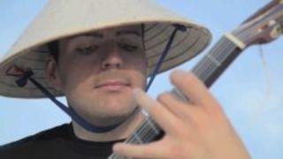 Можно только догадываться, какова была цель гитариста Эвана Д...