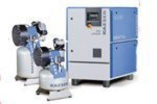 Механизм производства сжатого воздуха для стоматклиник и зуботехн...