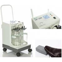 Хирургический отсасыватель предназначен для отсасывания воздуха и...