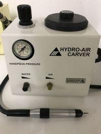Гидроаэротурбина для точной обработки твердых материалов с водян... БУ