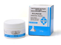 DENTSTAL PULPOCID-ARSENIC PASTE NaviStom
