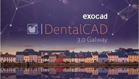Exocad Galway 3.0 + Exoplan Galway 3.0 + PartialCad 3.0 + full libraries NaviStom