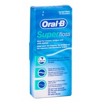 "Зубная нить ""Oral-B Super Floss"" NaviStom"
