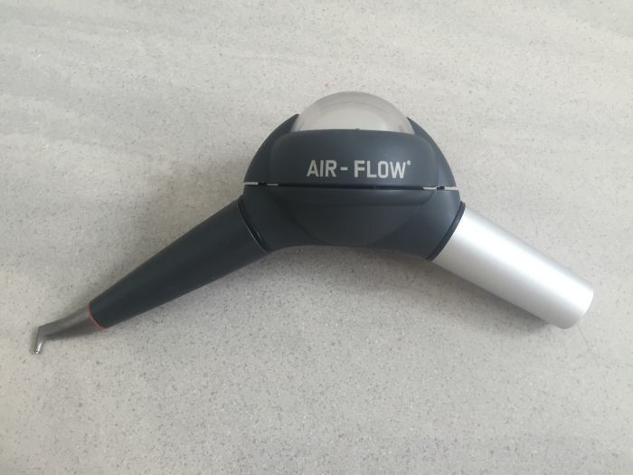 EMS AIR-FLOW HANDY 2+ NaviStom