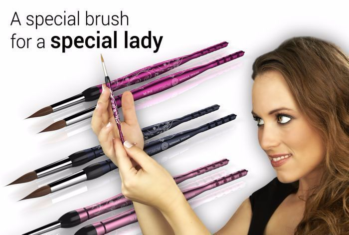 M.P.F. BRUSH COMPANY OPTIMUM LADIES LINE NaviStom