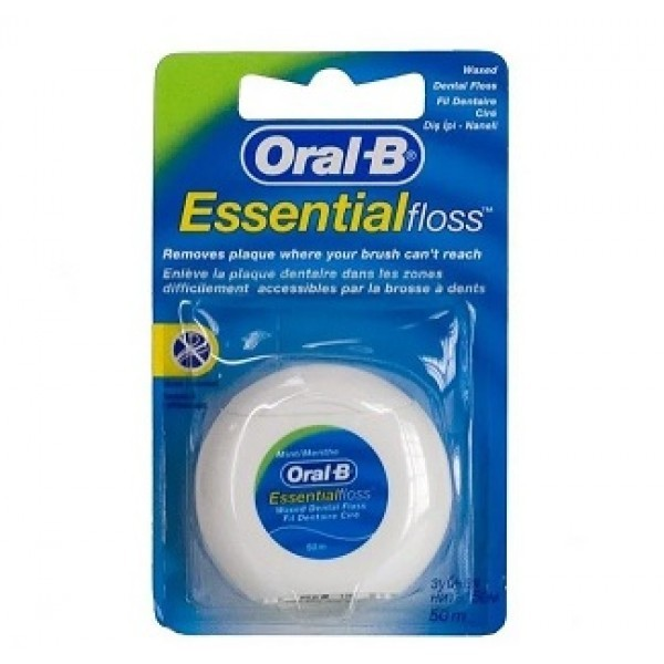 Oral-B Зубная нить Essentiale Floss NaviStom