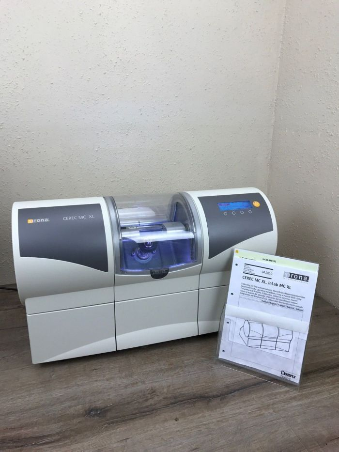 SIRONA CEREC inLab MC XL NaviStom