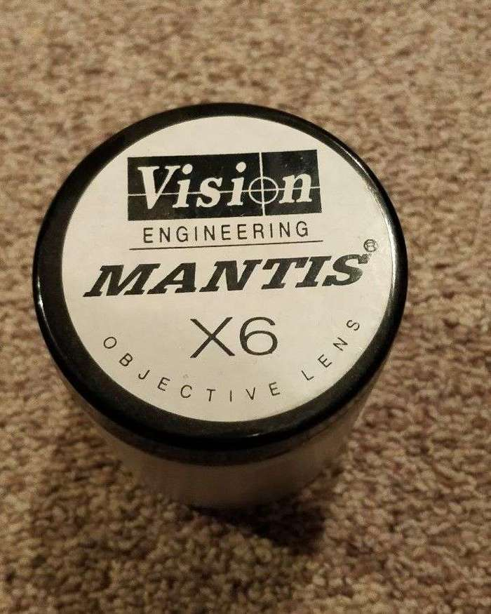 VISION ENGINEERING OBJECTIVE LENS X6 БУ NaviStom